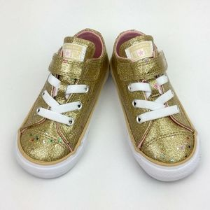 Converse Chuck Taylor All Star 1V Glitter …
